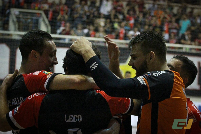 a39dffefed Ninguém duvida que o ano de 2017 será inesquecível para o torcedor do JEC  Futsal. Porém