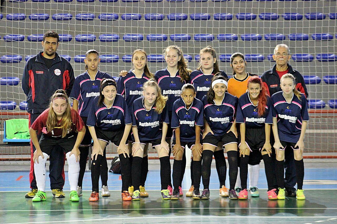 A equipe sub-17 de Joinville irá disputar a Copinha Gazeta de Futsal 8c50cfac8c1d3