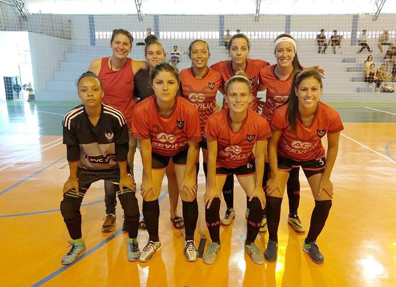 Equipe joinvilense disputa o título do Regional de Guaramirim neste ... b5e30472ce24e