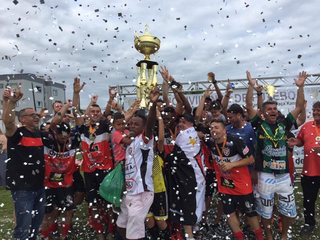 Final da segundona 2018 – Paraíba x Tamandaré