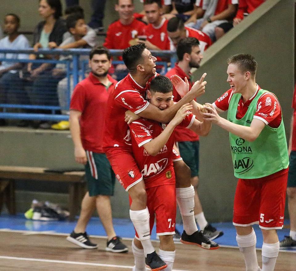 JEC Krona sub-17 joga primeiro jogo da decisão nesta noite – Esporte ... 5ac3c0043a888