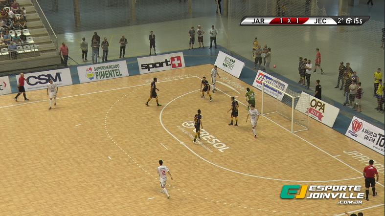 Melhores momentos: Jaraguá 2×4 JEC/Krona Futsal – Estadual 2019