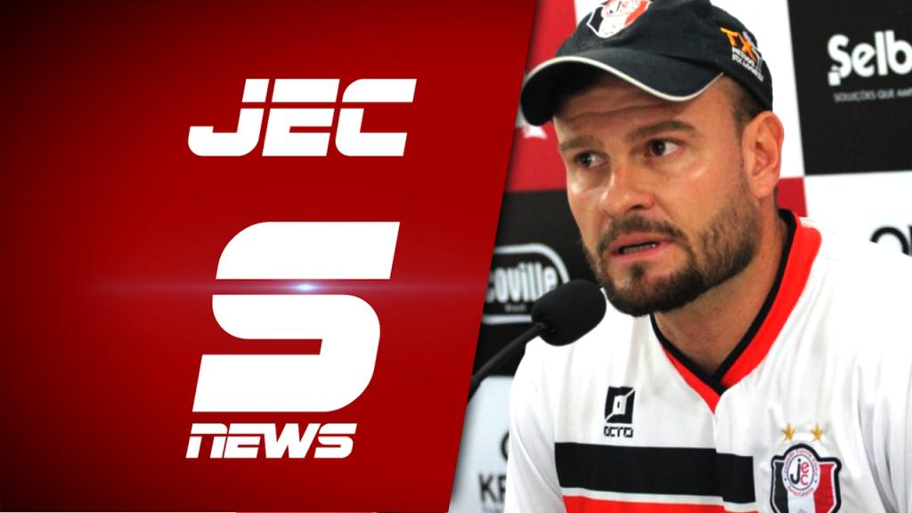Sport News 28/06/2019 – Polêmica! Danilo Portugal desmente diretoria do JEC