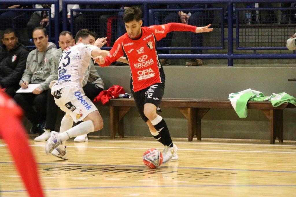 Melhores Momentos: JEC/Krona 2×3 Joaçaba – Campeonato Catarinense de Futsal
