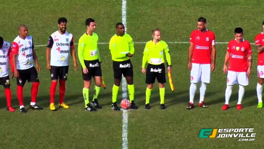 2ª Fase da Primeirona 2019 – América 1×1 Paraíba