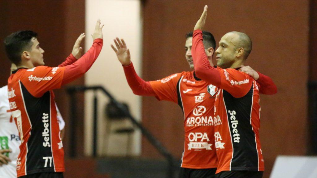 Gols: JEC/Krona 7×2 Concórdia – Campeonato Catarinense