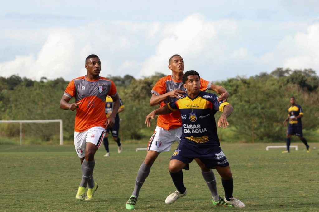 Melhores momentos do jogo-treino entre JEC 1X0 Itajaí FC