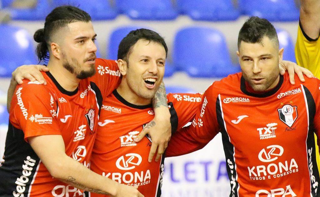 Gols: Blumenau 2×5 JEC/Krona – Campeonato Catarinense