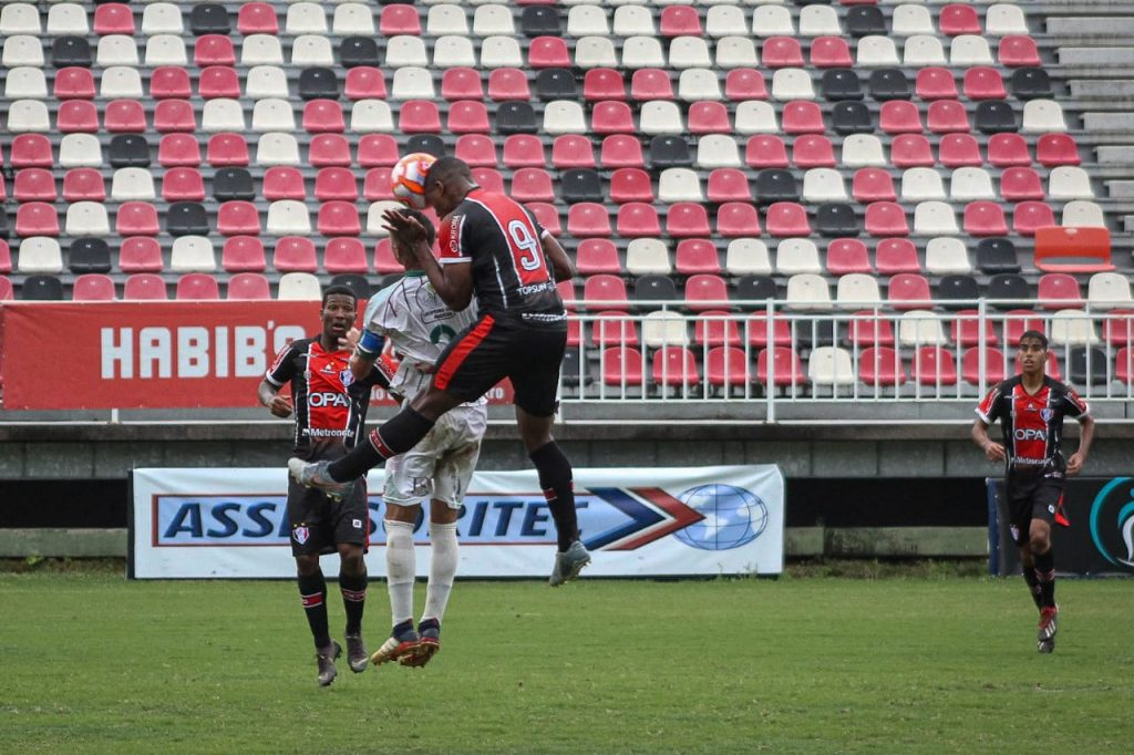 Gols: Fluminense 1×1 JEC – Copa Santa Catarina