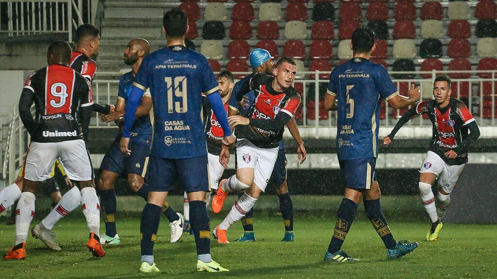 Melhores Momentos: JEC 2×3 Marcílio Dias – 4ª rodada da Copa SC