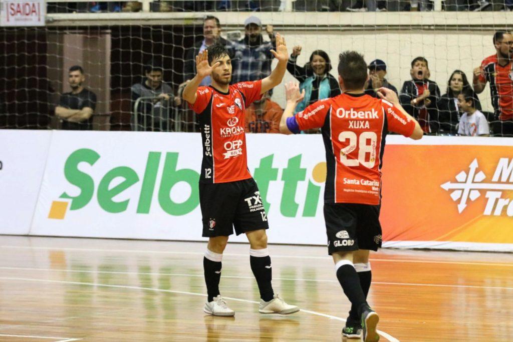 Gols: JEC/Krona 5×1 Jaraguá – 14ª rodada do Campeonato Catarinense