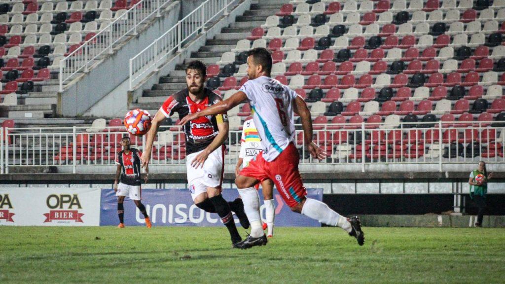 Melhores Momentos: JEC 0x0 Brusque – 2ª rodada da Copa Santa Catarina