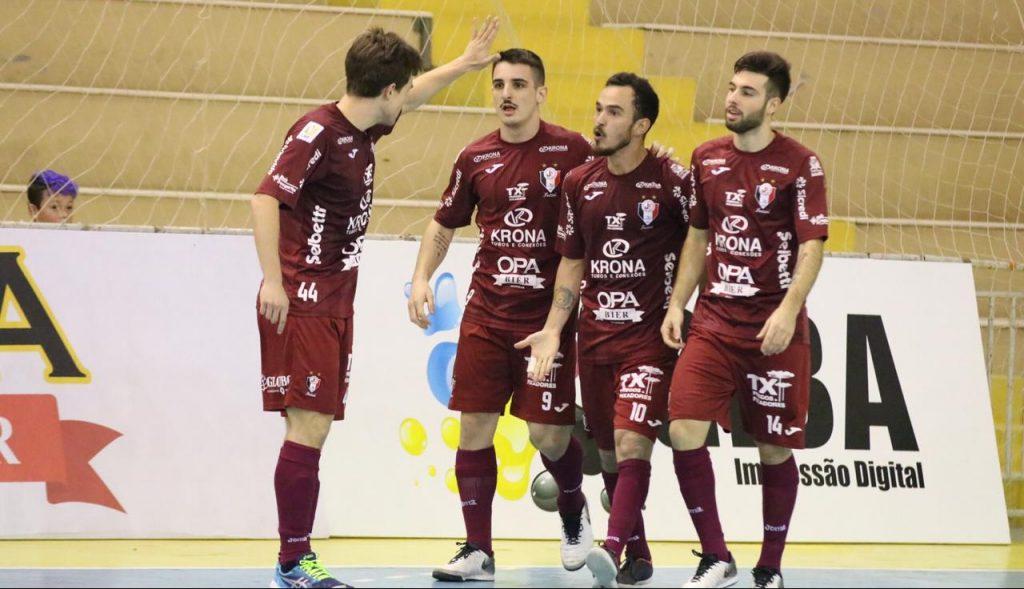 Gols: Joaçaba 2×2 JEC/Krona – Campeonato Catarinense