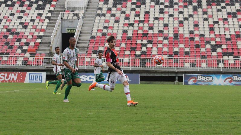 Melhores Momentos – JEC 1 x 3 Fluminense – Copa Santa Catarina