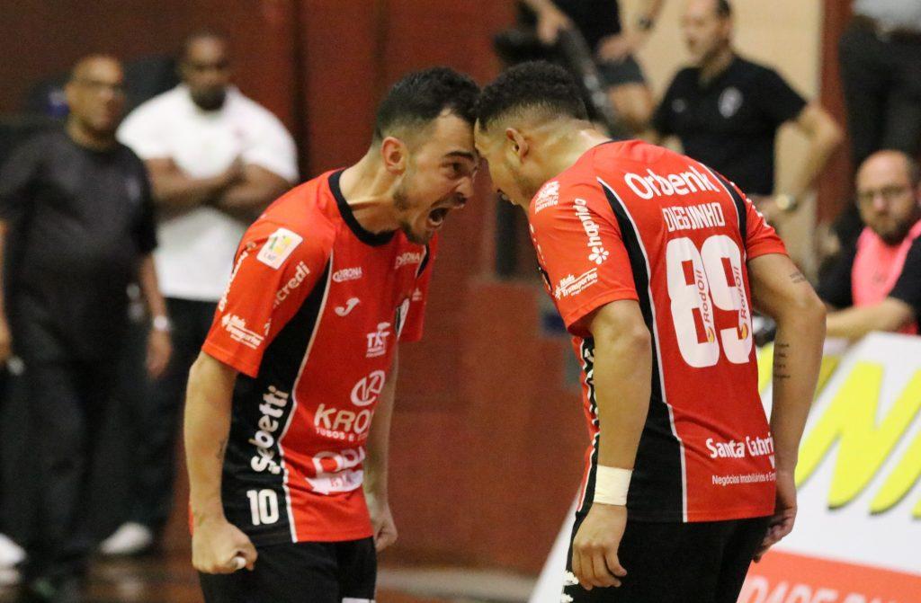 Melhores Momentos: JEC/Krona 3×1 Corinthians – quartas de final da LNF