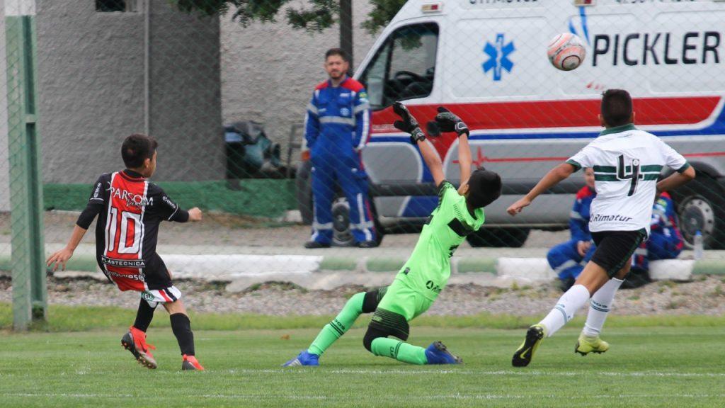 Melhores Momentos: Coritiba 2×1 JEC – semifinal da Taça Curitiba Sub-11