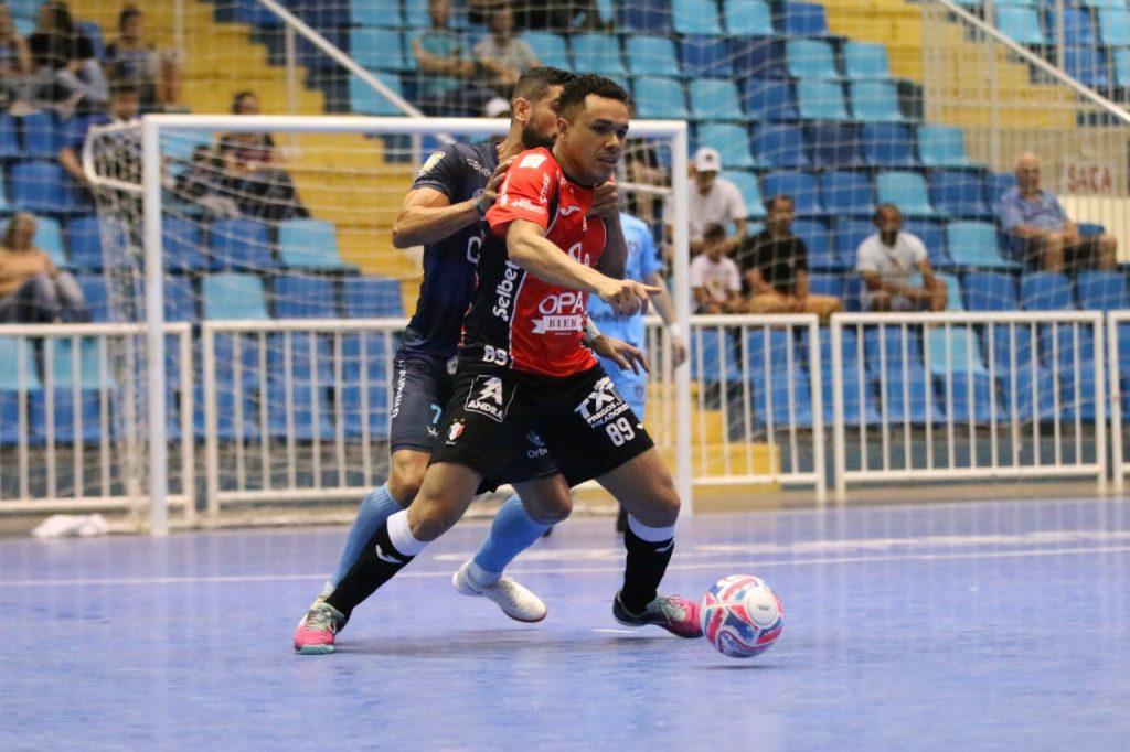 Gols: Tubarão 1 x 2 JEC/Krona – semifinal do Campeonato Catarinense