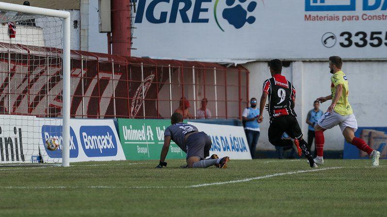 Gols: Brusque 5 x 4 Joinville – Campeonato Catarinense 2020