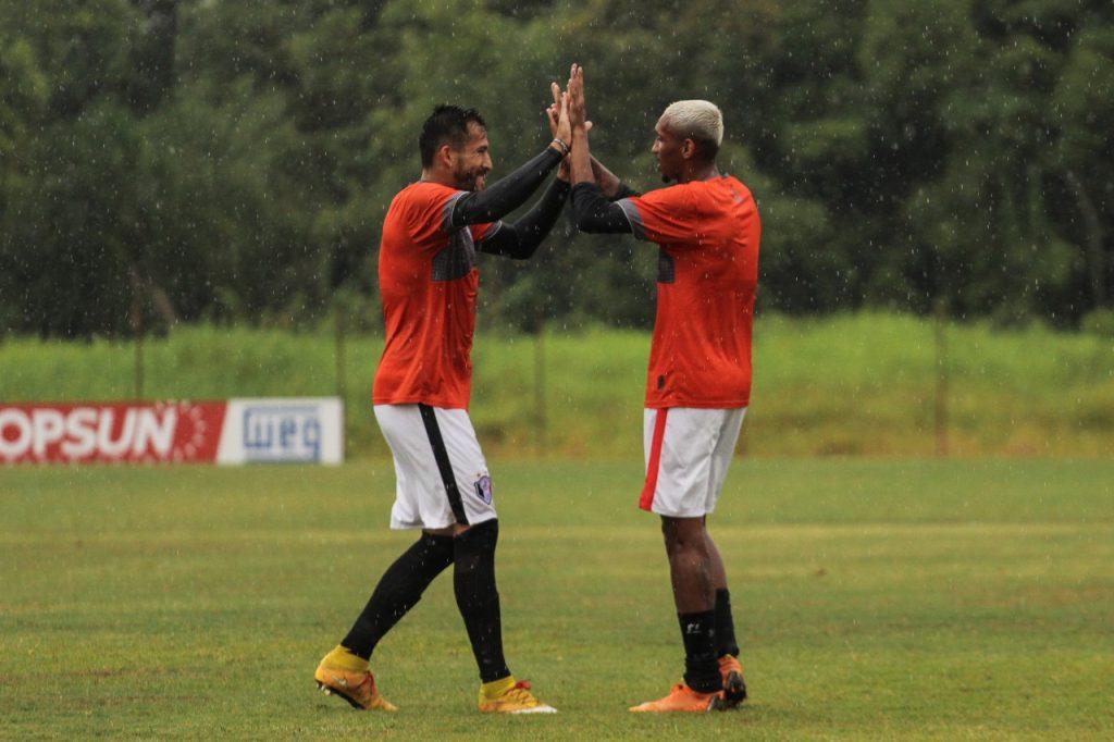 Melhores Momentos: JEC 2 x 0 Marcílio Dias – jogo-treino
