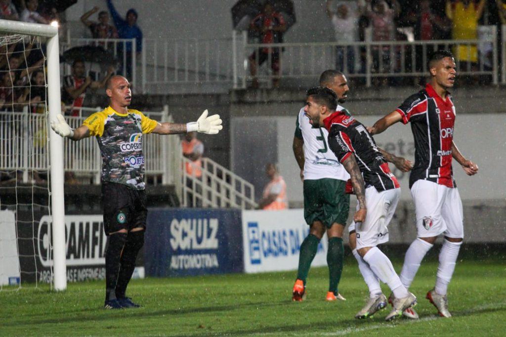 Melhores Momentos: JEC 2 x 1 Concórdia – Campeonato Catarinense 2020
