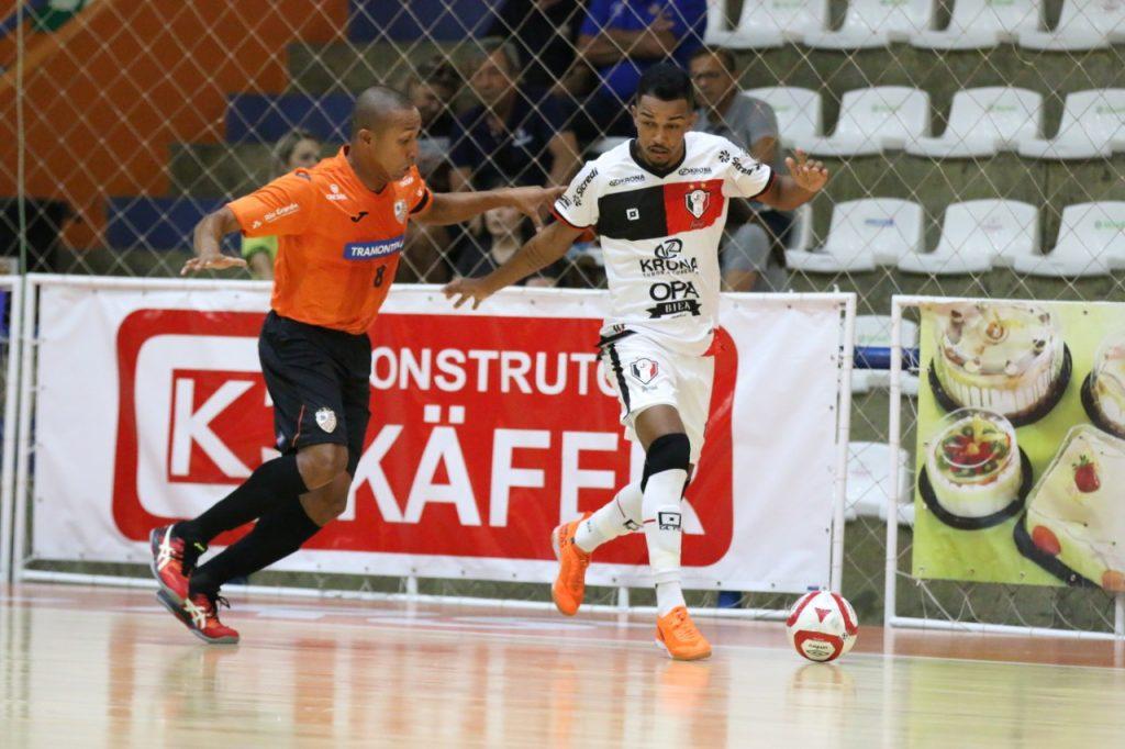 Gol: Carlos Barbosa 1 x 0 JEC/Krona – amistoso de pré-temporada