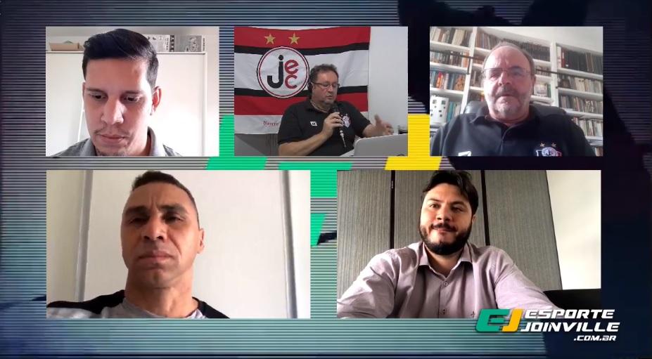 Programa Esporte Joinville – 23/03/2020