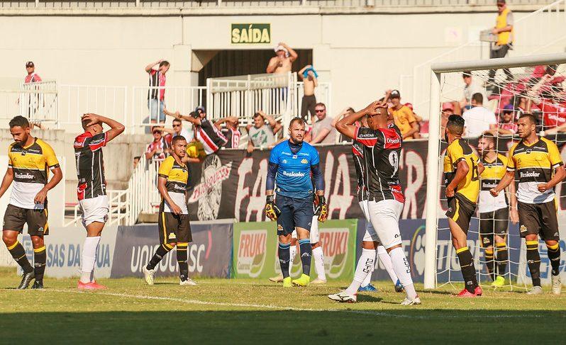 Melhores Momentos: Joinville 0 x 1 Criciúma – Campeonato Catarinense 2020