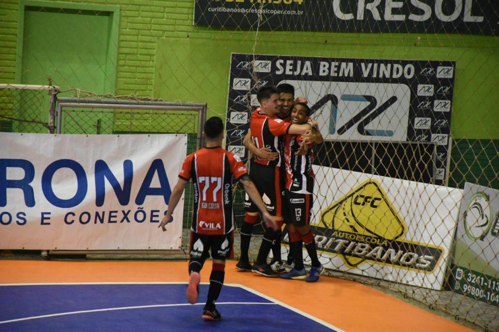 Melhores Momentos: Curitibanos 4×4 JEC/Krona – Catarinense de Futsal