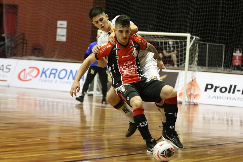 Melhores Momentos: JEC/Krona 1×4 Blumenau – Campeonato Catarinense de Futsal