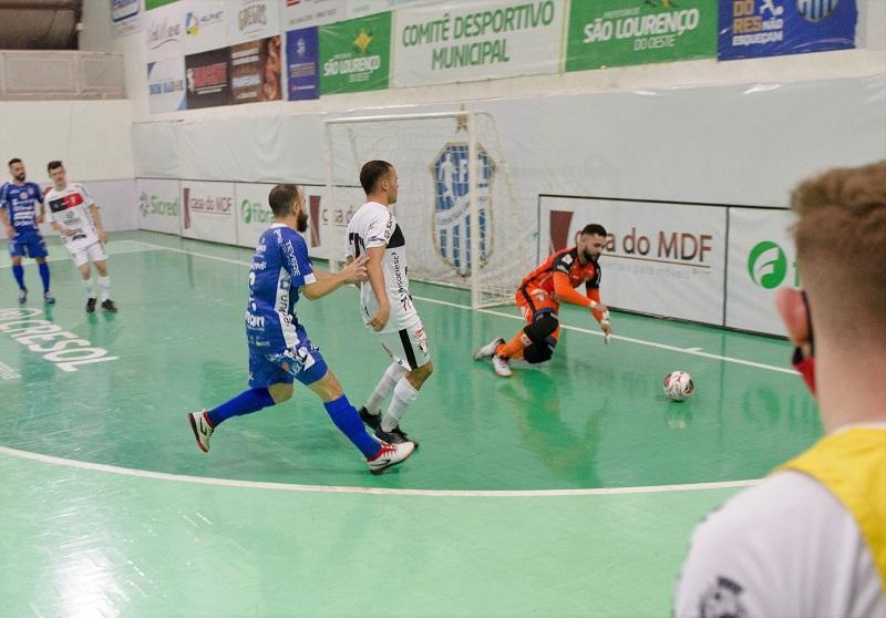 Melhores Momentos: São Lourenço 5×3 JEC/Krona – Catarinense de Futsal