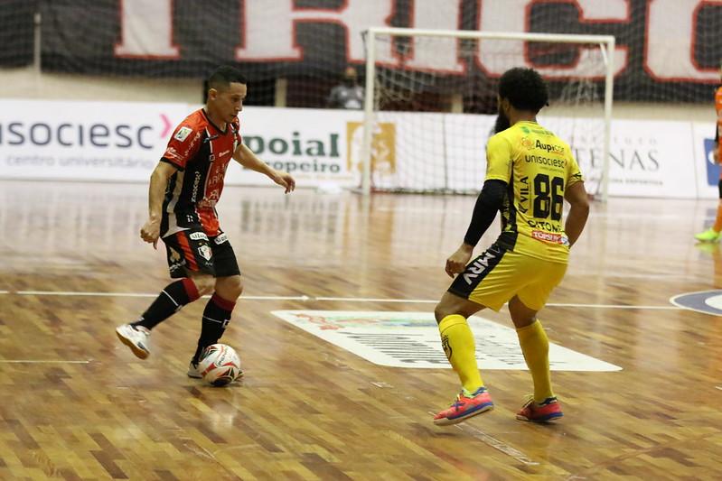 Melhores Momentos: JEC/Krona 1×2 Jaraguá – Catarinense de Futsal