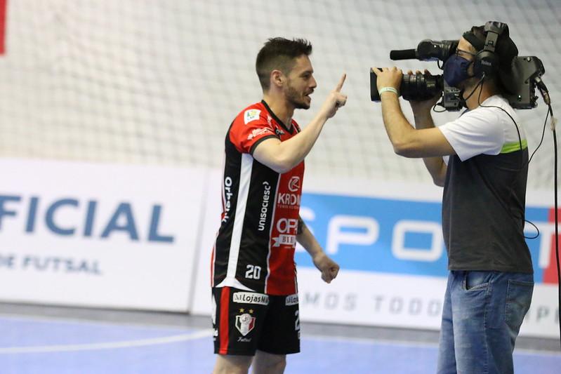 Gols – Pato 1 x 5 JEC/Krona – quartas de final – LNF 2020