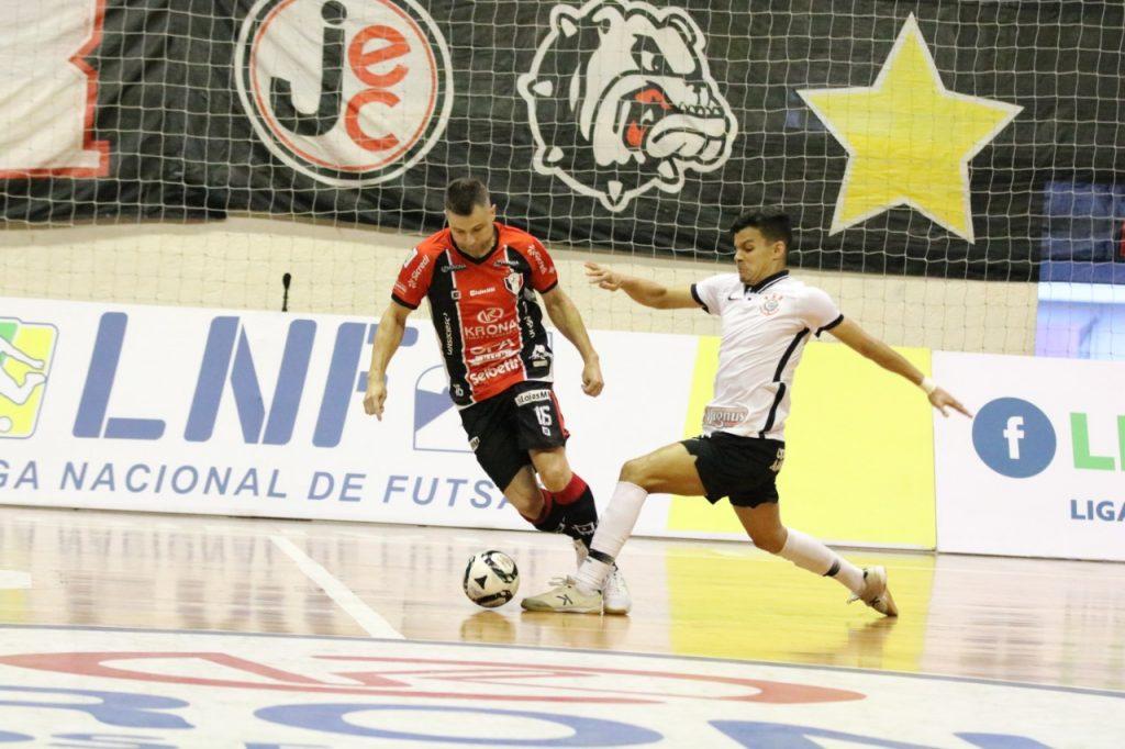 Gols: JEC/Krona 1 x 3 Corinthians – semifinal – LNF 2020