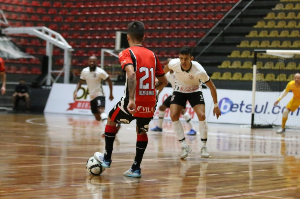 Gols: Corinthians 4 x 2 JEC/Krona – semifinal – LNF 2020