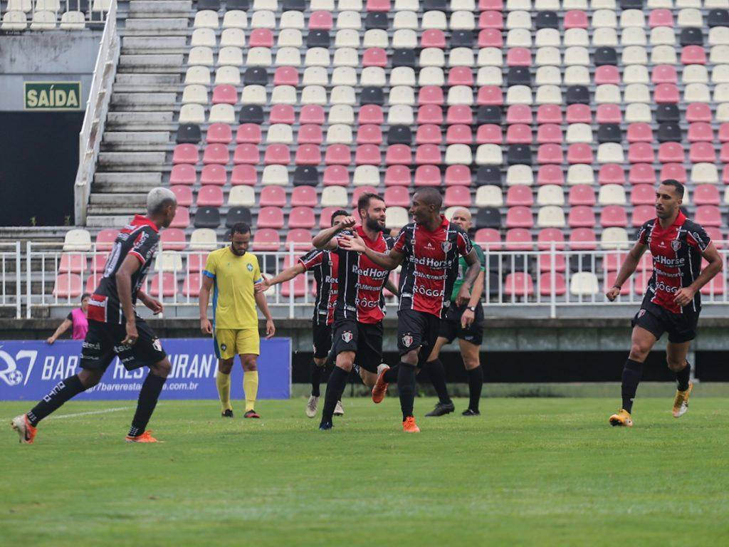 Melhores Momentos: Joinville 4 x 0 Navegantes – Copa SC
